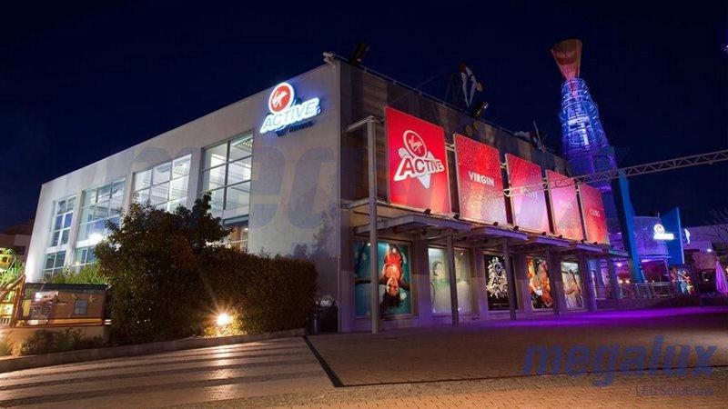 Virgin Active ahorra con la iluminación LED de Megalux