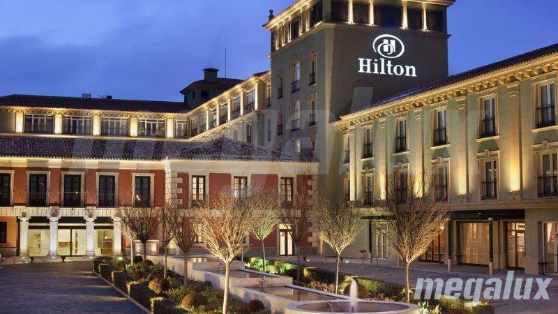 El grupo Hilton descubre las soluciones en Iluminación LED de Megalux