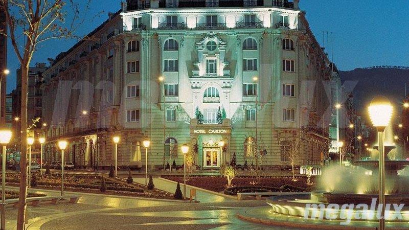 El Hotel Carlton de Bilbao cambia a iluminación de Megalux