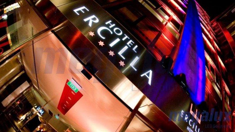 El Gran Hotel Ercilla de Bilbao se reforma y ahorra con Megalux