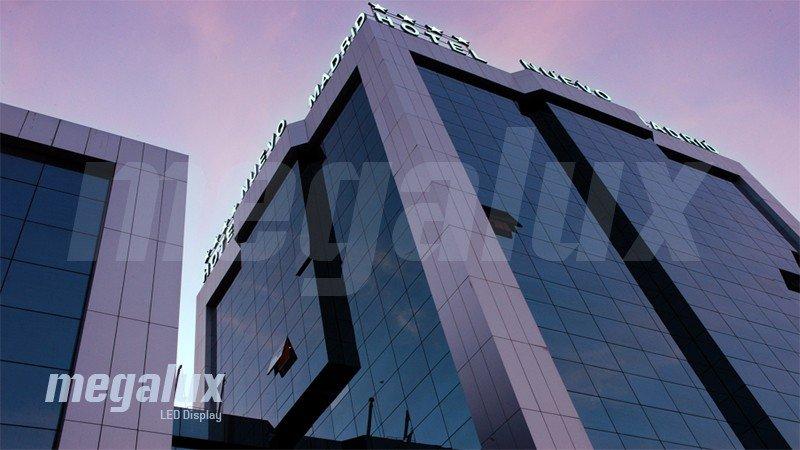 Megalux renueva la iluminación del Gran Hotel Nuevo Madrid