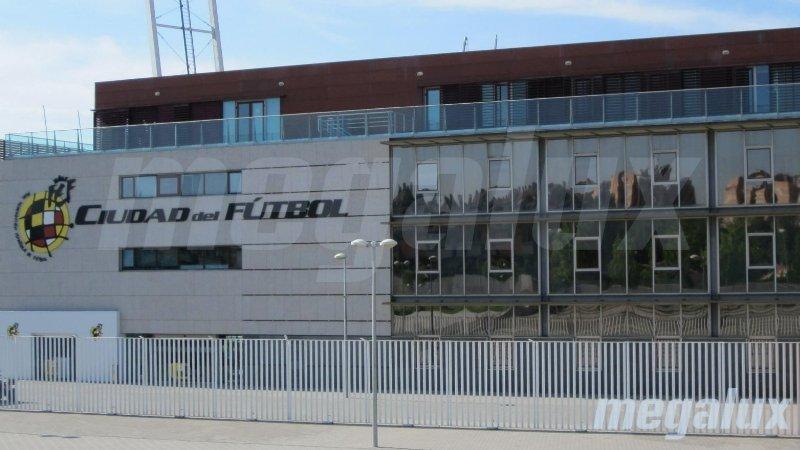 Megalux ilumina la sede de la Federación Española de Fútbol