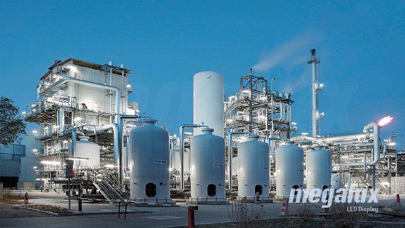 Linde Gas apuesta por Megalux para su reforma en iluminación