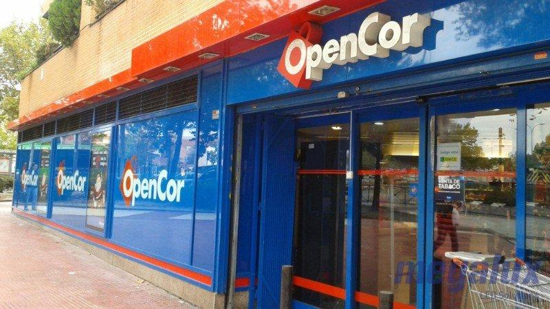 OpenCor ahorra con iluminación sostenible de Megalux