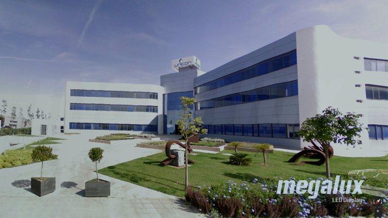 Megalux ilumina las instalaciones del TecnoParq Valencia