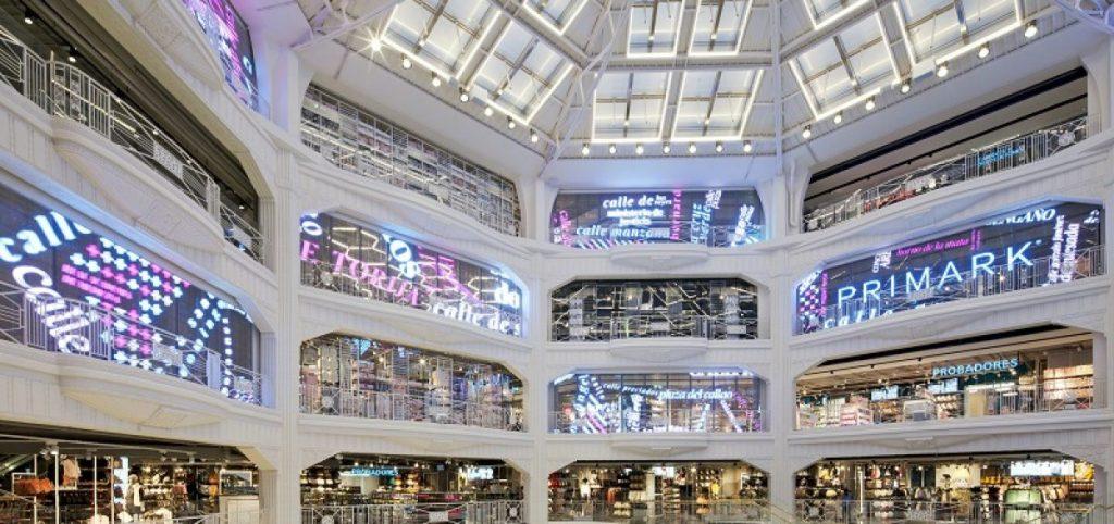 Las pantallas LED transparentes y su creciente popularidad
