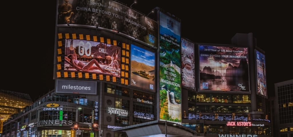 Que NO hacer con tu pantalla LED publicitaria